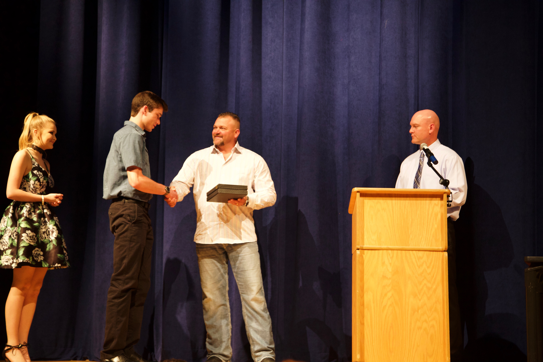 Bennington Schools Foundation Awards Ceremony